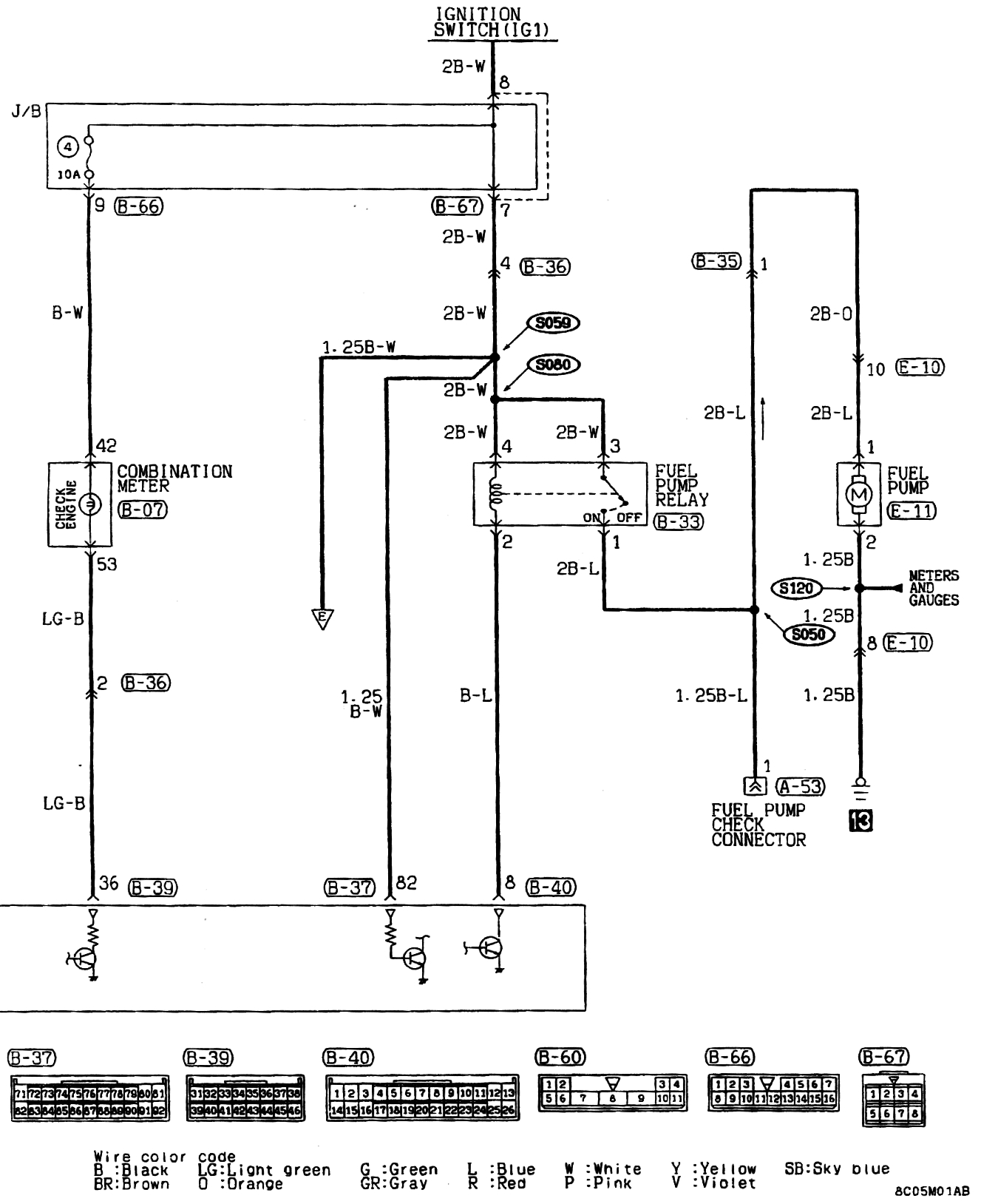 Mitsubishi Wiring Diagram 1998 Just Another Blog Montero Mirage Fixed It Rh Ericjoannes Com Lancer Pajero